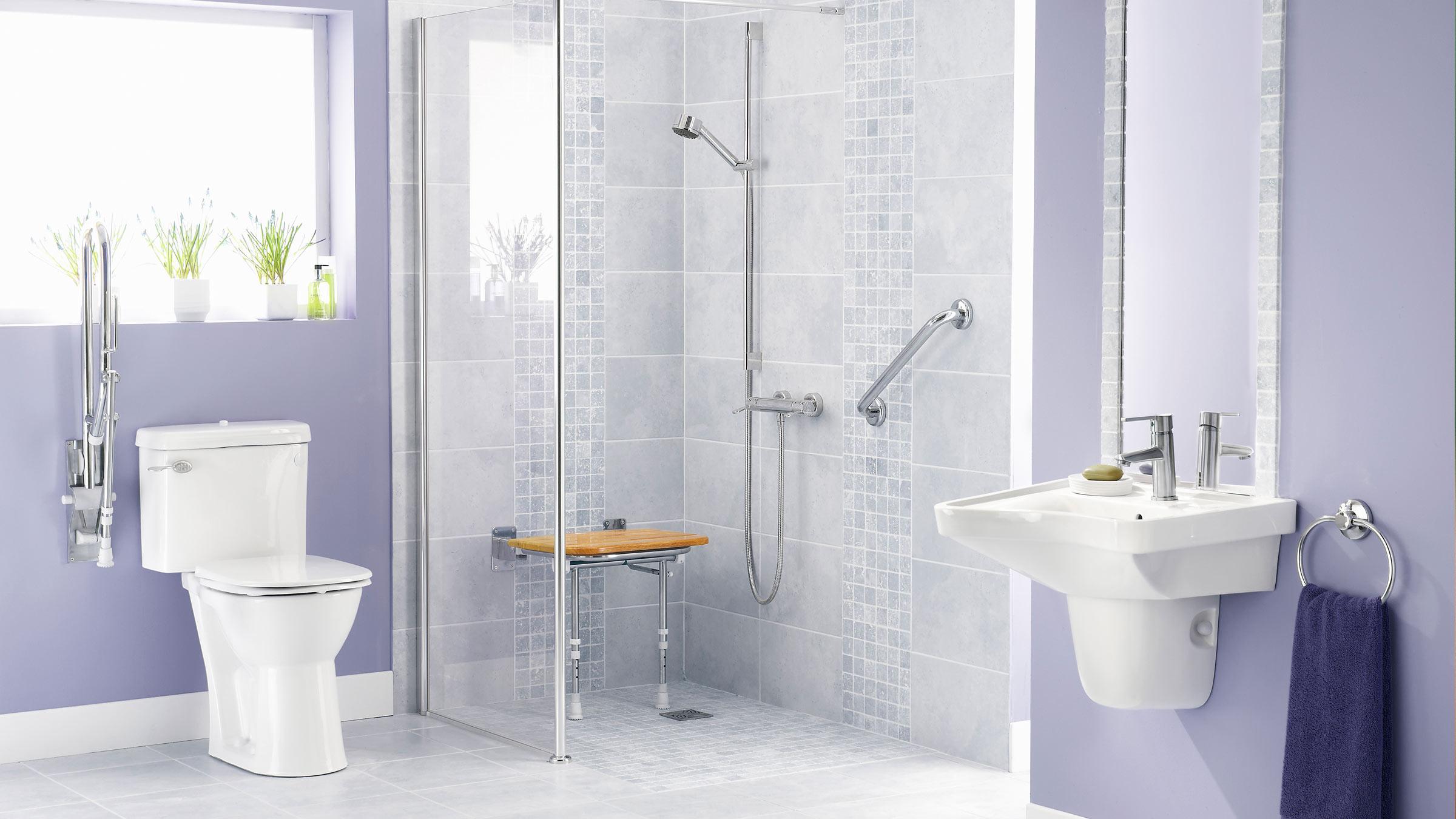 Vasca Da Bagno Per Disabili Dimensioni : Ausili per disabili per il bagno per usarlo in serenità e