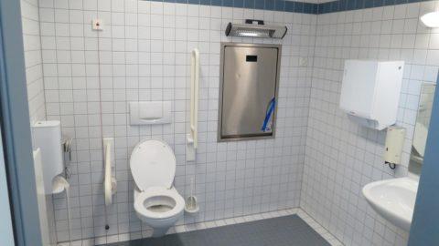 Superare le barriere architettoniche nei bagni