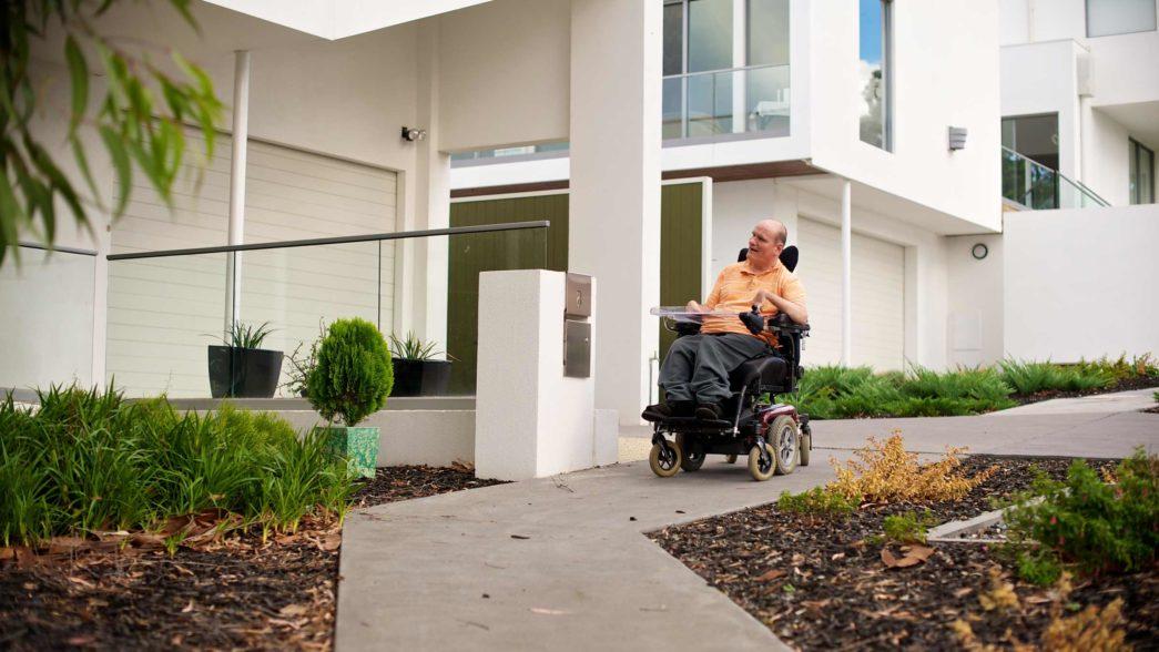 Casa accessibile