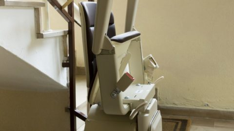 Seduta richuidibile con ingrombro ridotto
