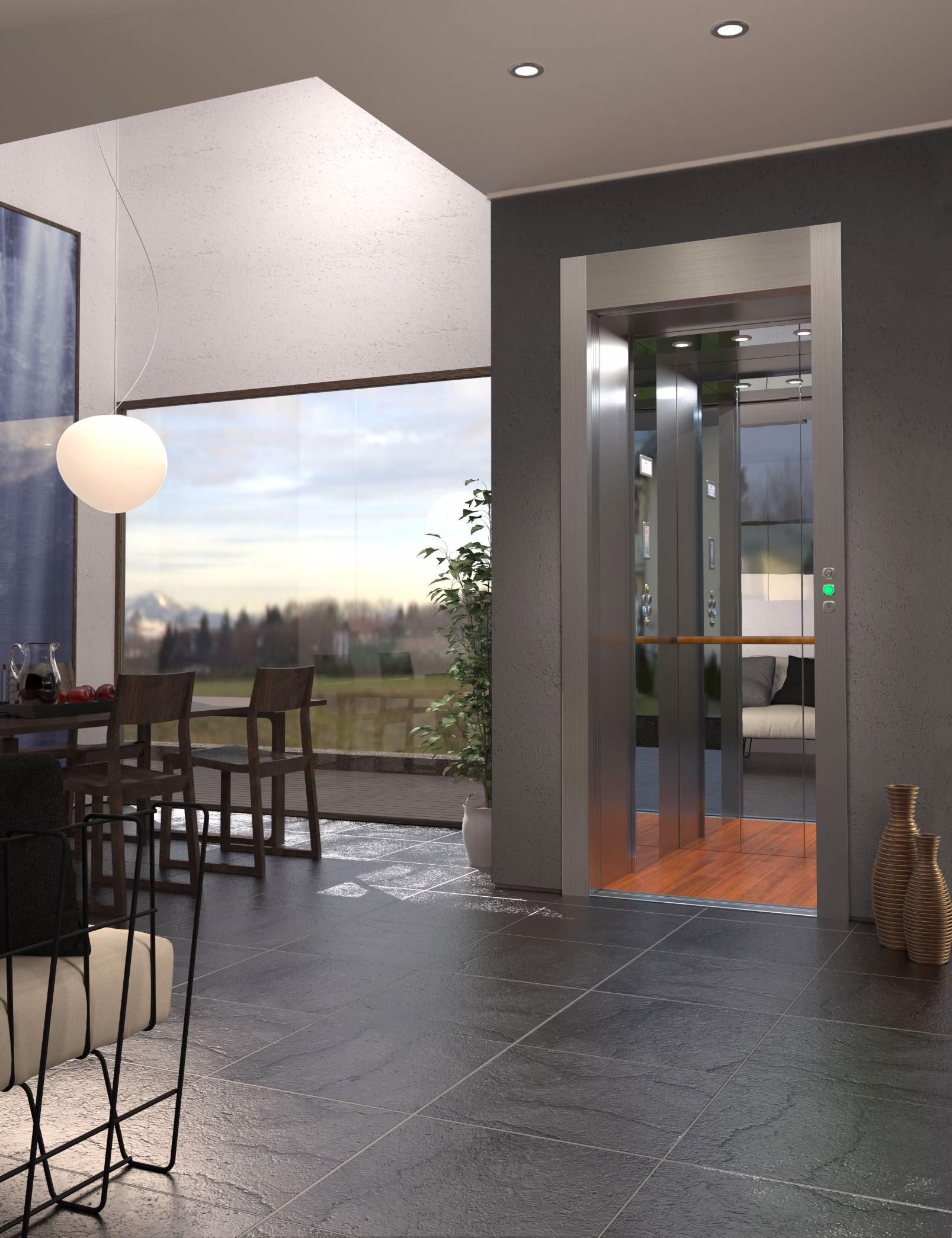 Costo Ascensore Interno 3 Piani ascensore in casa privata ~ per appartamento senza scale