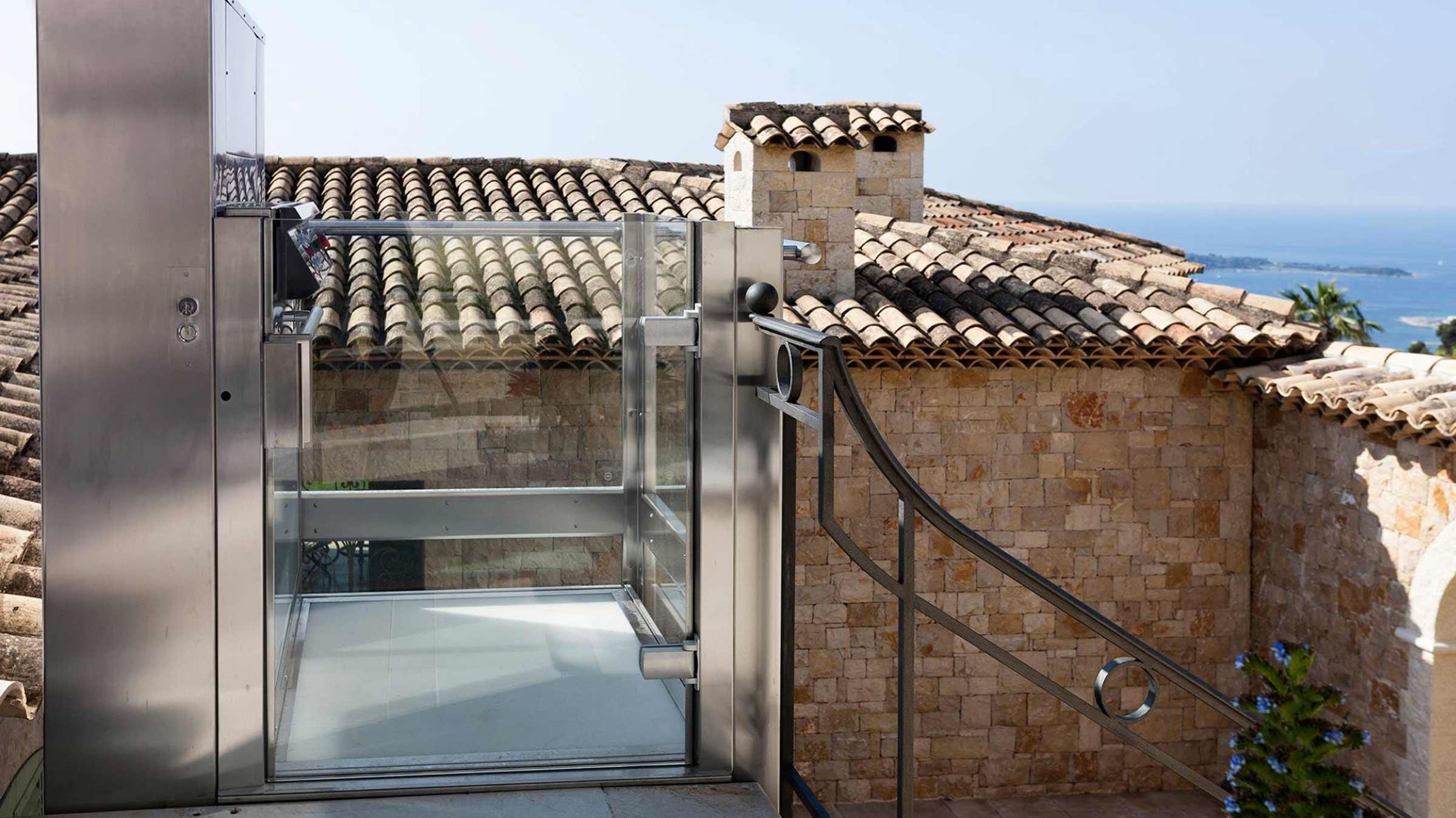 Costo Ascensore Interno 3 Piani ascensore interno per una casa angolare ~ kone motus