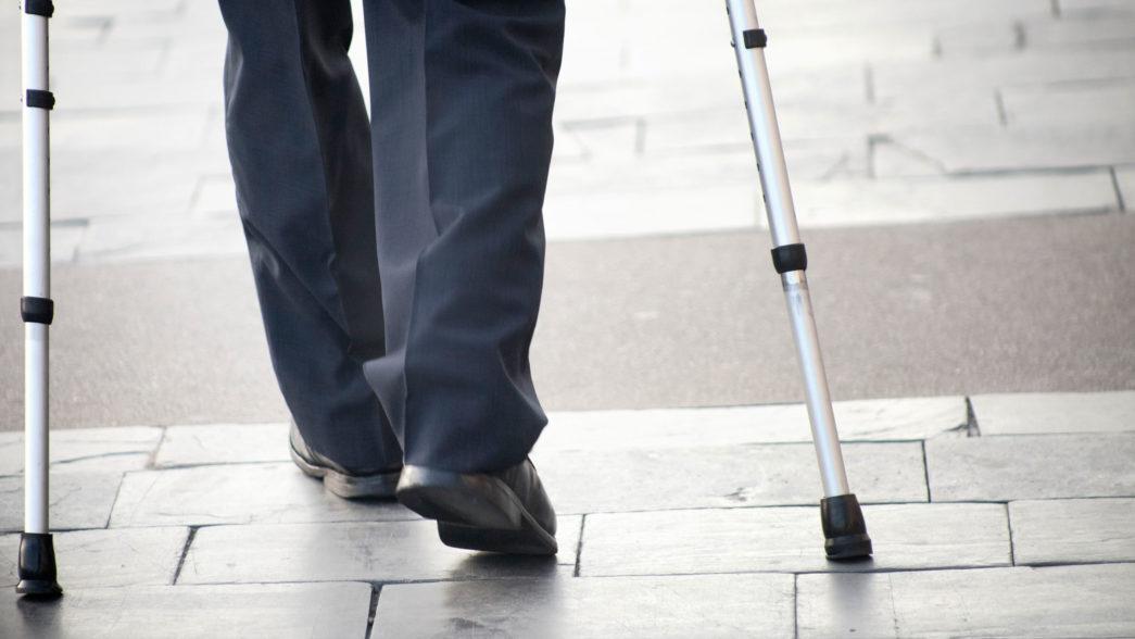 Bastone - Sclerosi multipla e difficoltà a camminare